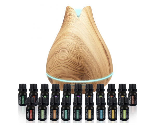 Aromatherapy Essential Oil Diffuser Set 1