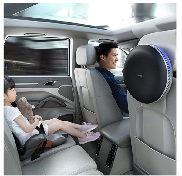 IQAir Car Air Purifier 1
