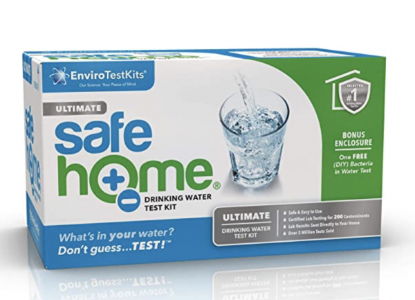 Safe Home ULTIMATE Drinking Water Test Kit 1