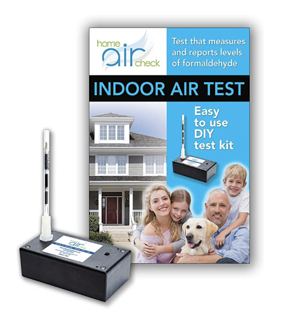 Home Air Check Indoor Air Quality Formaldehyde Test 1