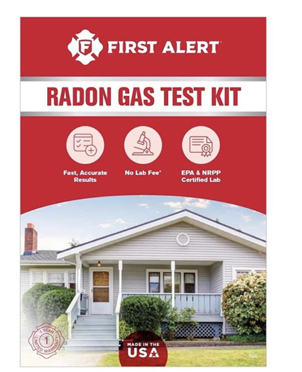 Radon Gas Test Kit by First Alert 1