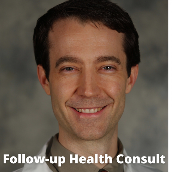 Follow-up Natural Health Consult with Dr. Kennedy 20-minutes 1